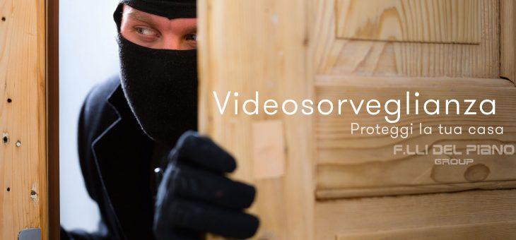 Come proteggerti dai ladri installando il kit di videosorveglianza con registratore